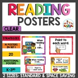 Reading Anchor Chart Posters