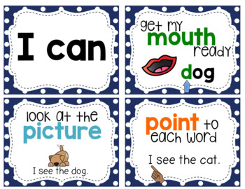 Reading Strategy Posters {Primary}