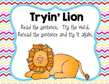 Reading Strategy Posters--Beanie Baby Style {FREEBIE!}