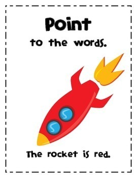 Space Alien Reading Strategy Posters, Bookmark and Matching Running Record