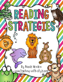 Reading Strategy Posters {FREEBIE}