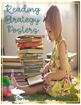 Reading Strategy Posters {Primary K-2nd}