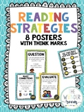 Reading Strategy Posters - Reading Comprehension Posters -