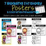 Reading Strategy Posters and Bookmark