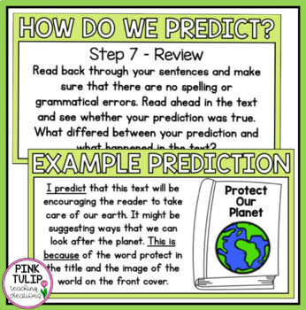 Reading Strategy PowerPoint- Predicting