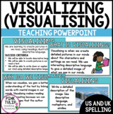 Visualizing (Visualising) Reading Strategy Powerpoint - Guided Teaching