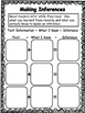 Reading Strategy Comprehension Printables