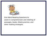 Reading Strategy Question Cards