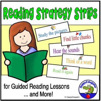 Reading Strategy Strips