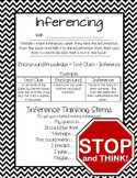 Reading Strategy Thinking Sheets