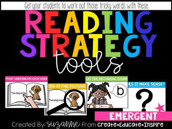 Reading Strategy Tools EMERGENT