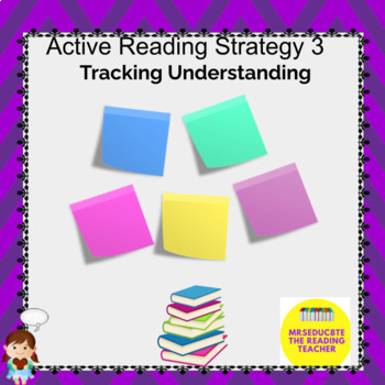 Reading Strategy: Tracking Your Thinking 3