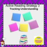 Reading Strategy: Tracking your thinking