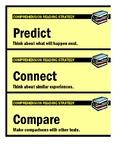 Reading Strategy Wall Charts 1