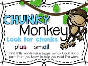 Reading Strategy & Word Helper Posters