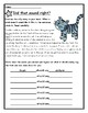 Reading Strategy Worksheet BUNDLE