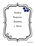 Reading Strategy Worksheet: Retelling