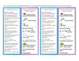 FREE Reading Strategy and Comprehension Bookmark