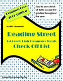 Reading Street 1st Grade 2013 Common Core High Frequency W