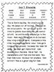 Reading Street 1st Grade Decodable Stories (Unit 5)