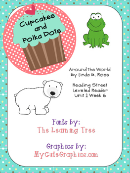 Reading Street 1st Grade Leveled Reader Unit 1 Week 6