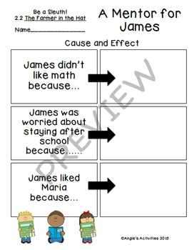 Reading Street 1st Grade Sleuth Graphic Organizers (Unit 2)