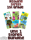 Reading Street 1st Grade Unit 1 Stories Bundled...Sam Come Back and More!