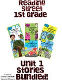 Reading Street 1st Grade Unit 1 Stories Bundled...Sam Come Back and More!