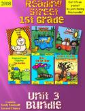 Reading Street 1st Grade Unit 3 {2008} Stories Bundled!