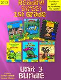 Reading Street 1st Grade Unit 3 Resource Packs Bundled! { 2013}