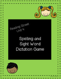 Reading Street 1st Grade Unit 4 Weeks 1-6 Spelling and Sig