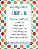 Reading Street  1st Grade Unit R Resource Pack