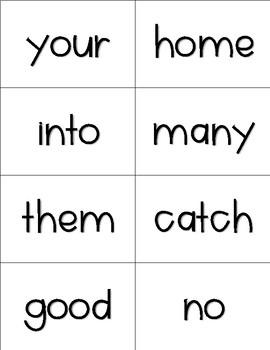 Reading Street 1st Grade Word Wall Words