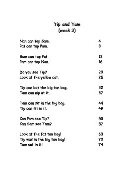 Reading Street 1st grade review Fluency Passages