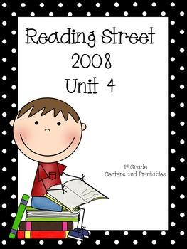 Reading Street 2008, Unit 4, 1st Grade