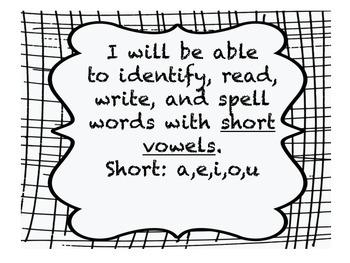 Reading Street 2008 grade 2 objectives & standards (units 1-6) Comic Sans font
