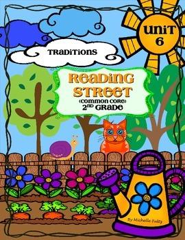 Reading Street 2nd grade unit 6 (Common Core)