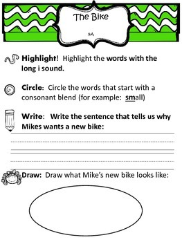 Reading Street 2013 Decodable Readers and Practice Questions (Unit 2)