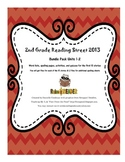Reading Street 2013 Grade 2 Units 1-2 Bundle Pack