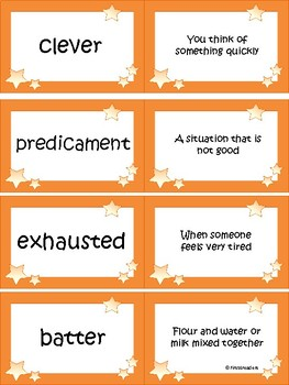 Reading Street 2013 Unit Five Amazing Words Activities
