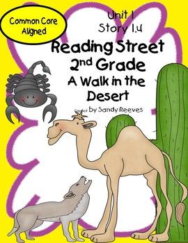 Reading Street 2nd Grade 2008 Unit 1 Stories Bundled!!!