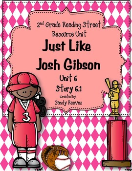 Reading Street 2nd Grade 2008 Unit 6 Stories Bundled