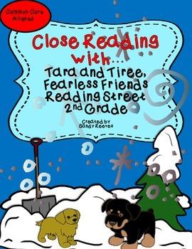 Reading Street  2nd Grade Close Reading 2013 Unit 2 (5 Stories) Bundled!