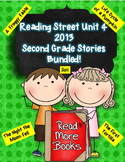 Reading Street 2nd Grade 2013 Unit 4 Stories Bundled!