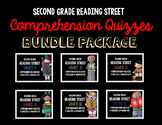 Reading Street 2nd Grade Comprehension Quizzes Bundle Package