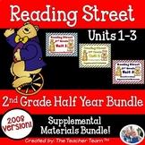 Reading Street 2nd Grade Unit 1 - Unit 3 Printables | 2008