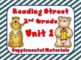 Reading Street 2nd Grade Unit 1 Supplemental Materials 2008 version
