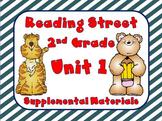 Reading Street 2nd Grade Unit 1 Printables | 2008