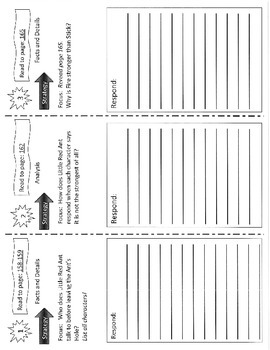 Reading Street 2nd Grade Unit 1 Trifolds
