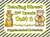 Reading Street 2nd Grade Unit 2 Supplemental Materials 2008 version